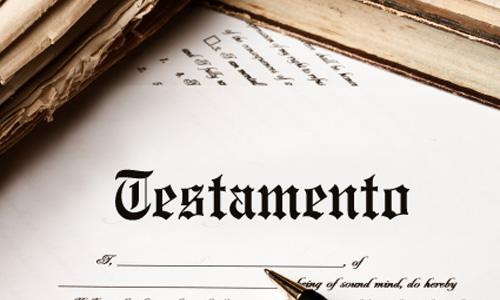 A quién corresponden las herencias sin testamento en Torrevieja