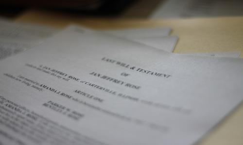 Acuda a abogados especialistas en herencias en Torrevieja