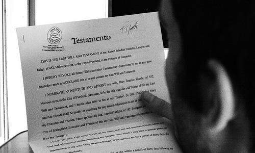 Cómo renunciar a una herencia en Torrevieja