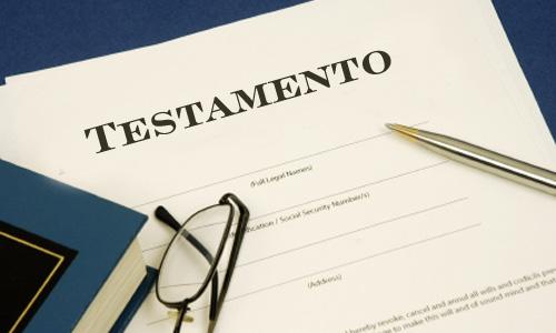 Testamento abierto en Torrevieja